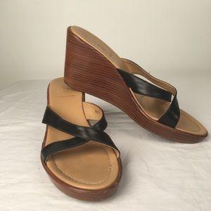 J Crew Wedge Sandals